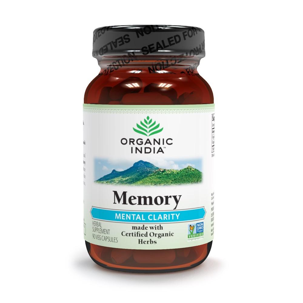 Organic India Memory