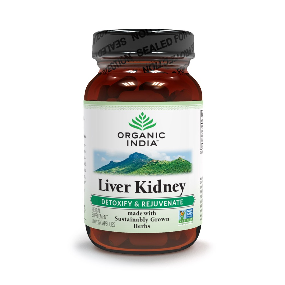 Organic India Liver Kidney