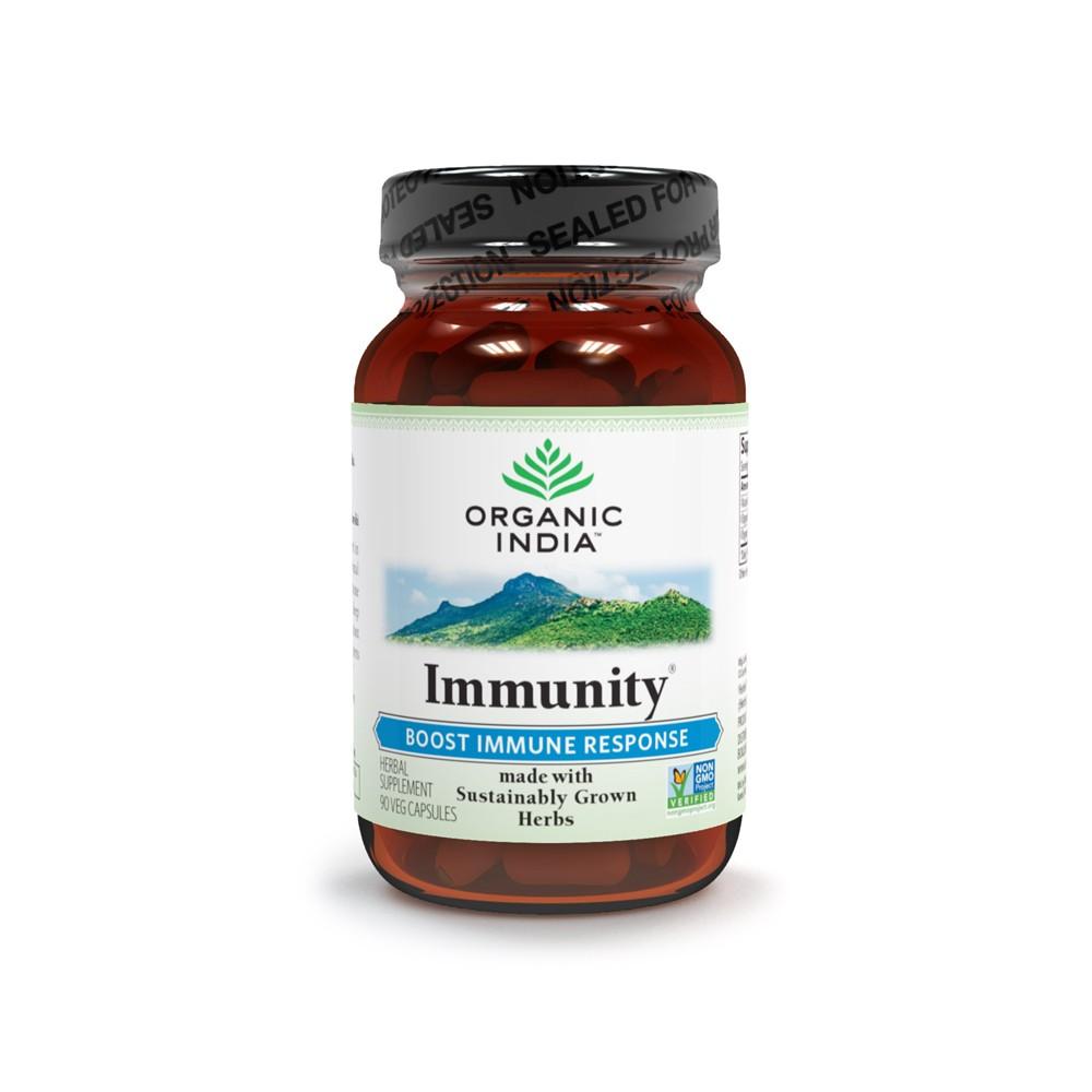 Organic India Immunity