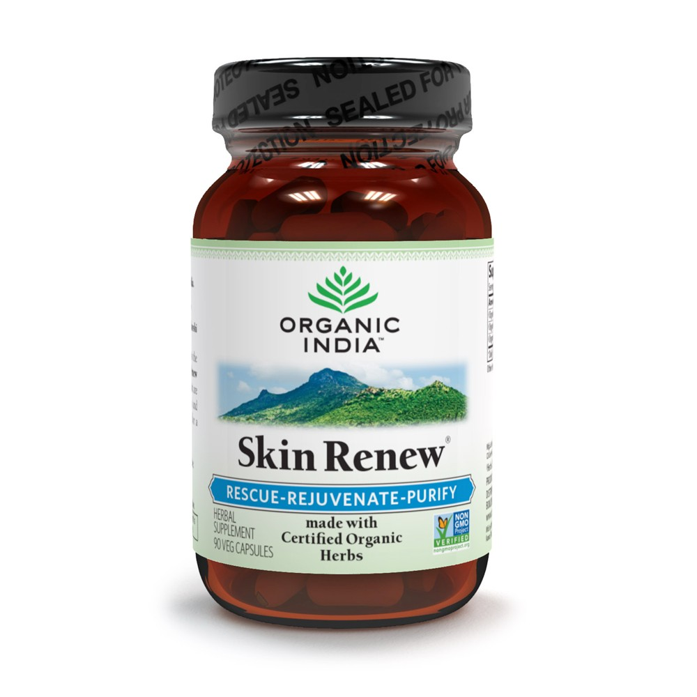 Organic India Skin Renew