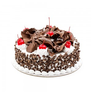 Black Forest With Curls