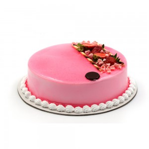 Strawberry Flavored Cake