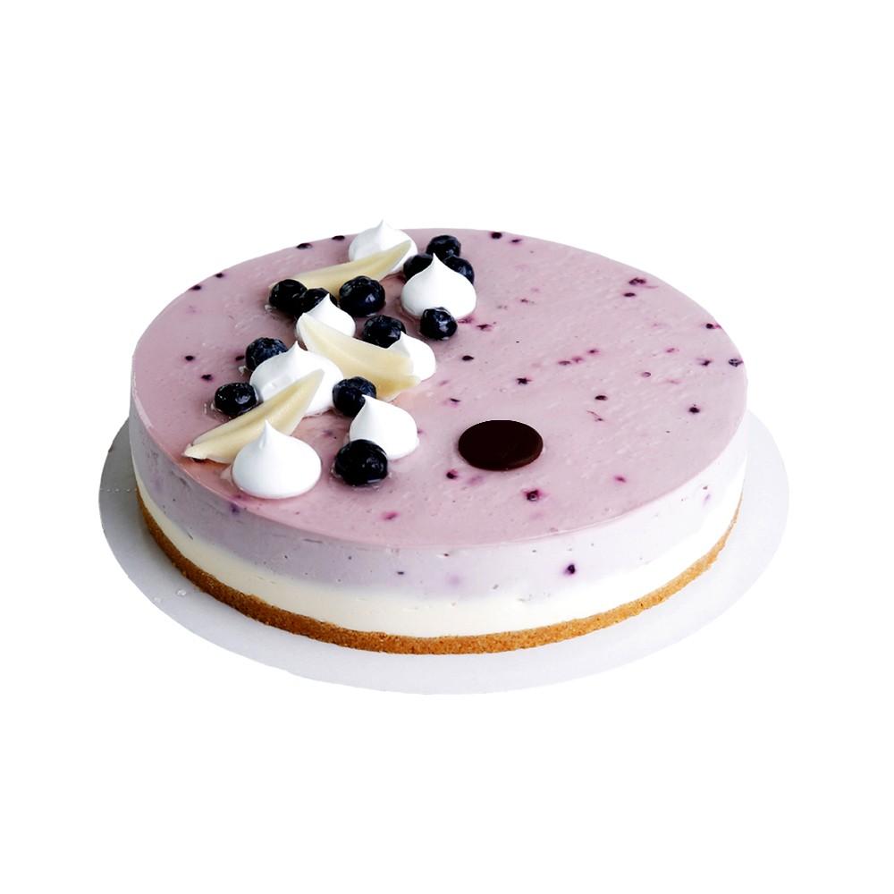Blueberry No Bake Cheesecake