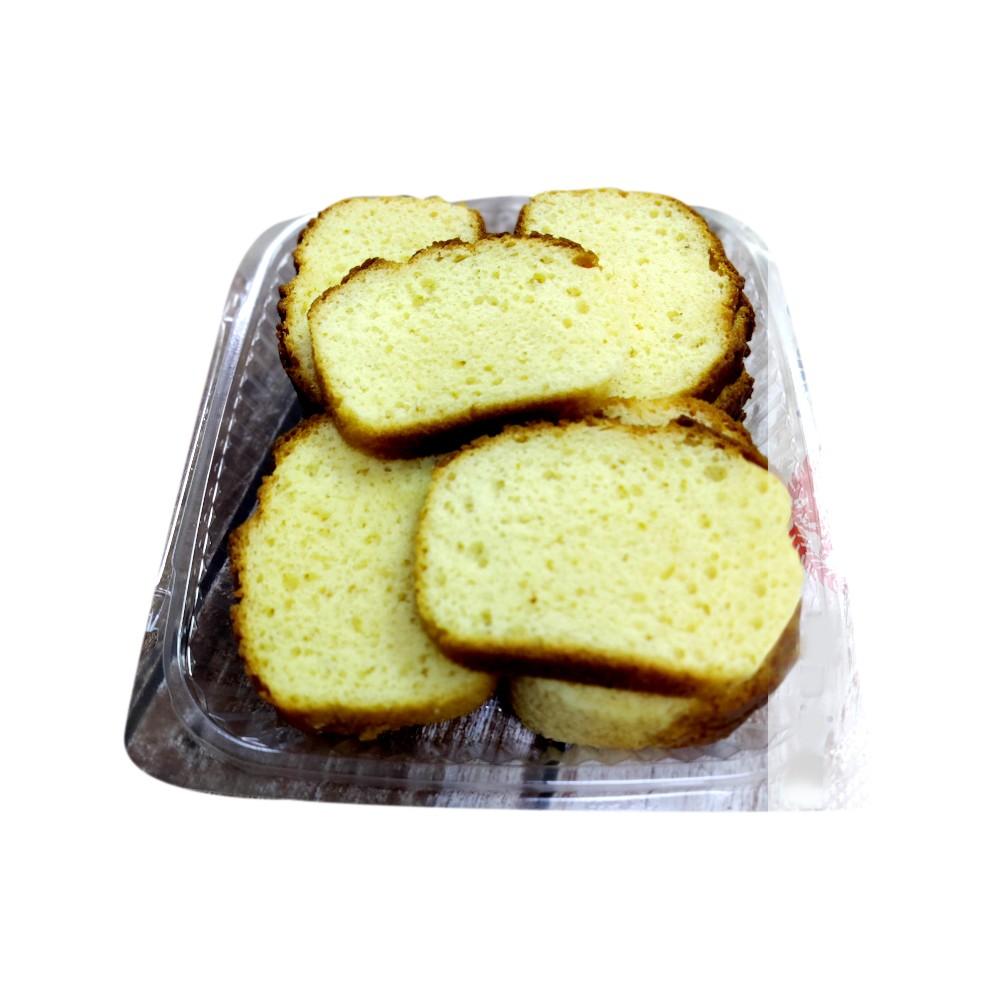English cake Sliced