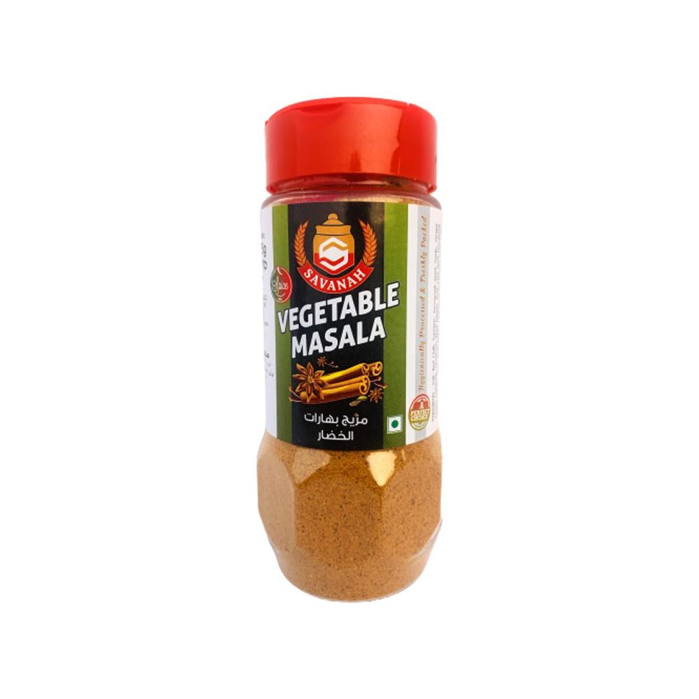 Savanah Vegetable Masala