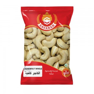 Savanah Cashew Nut Whole