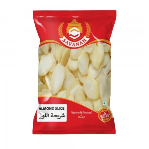 Savanah Almond Slice