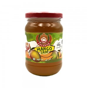 Savanah Mango Jam