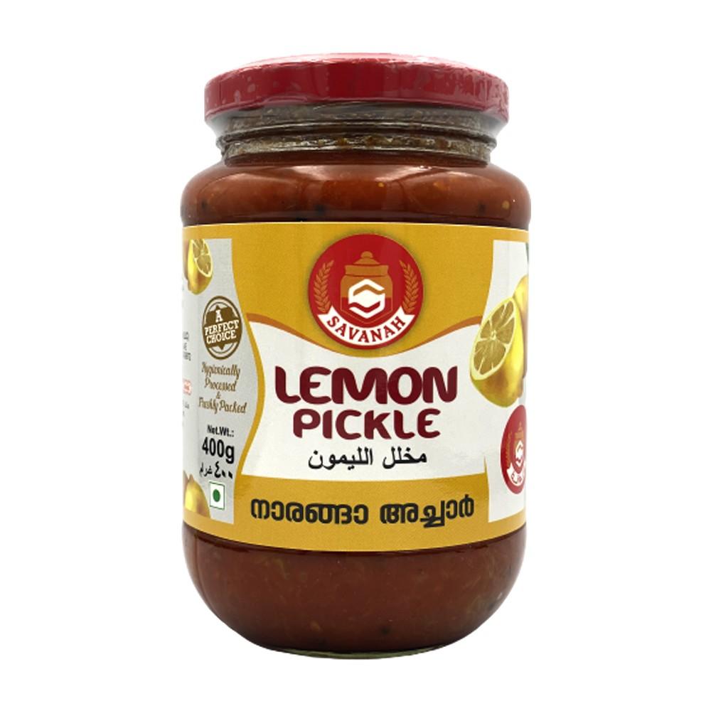Savanah Lemon Pickle