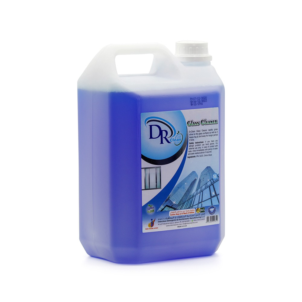 Dr.Hygiene Glass Cleaner 5Ltr