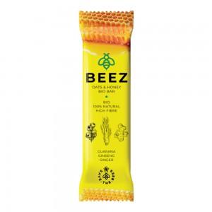 Beez Oats & Honey Bio Bar Guarana & Ginseng & Ginger