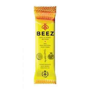 Beez Oats & Honey Bio Bar Pomegranate & Acai Berry & Orange Oil