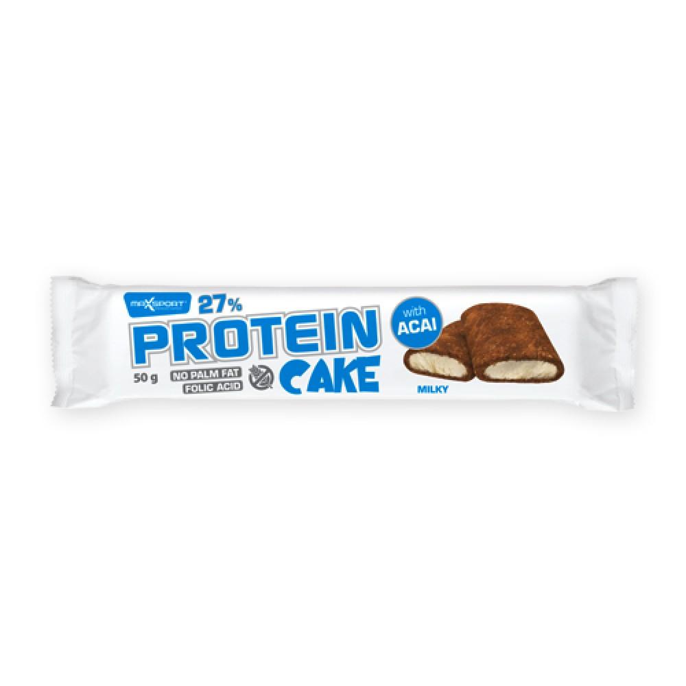 Maxsport Protein Cake Milky
