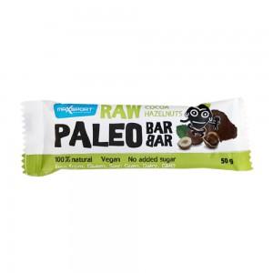 Maxsport Paleo Raw Cocoa Hazelnuts Bar