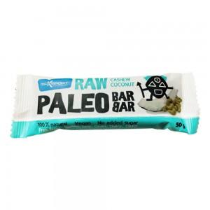 Maxsport Paleo Raw Coconut Cashew Bar