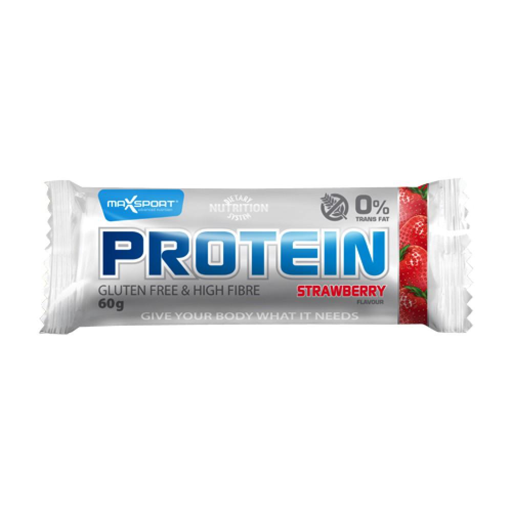 Maxsport Protein Strawberry Gf