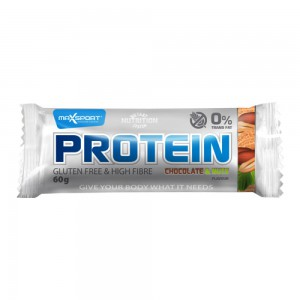 Maxsport Protein Chocolate & Nuts Gf