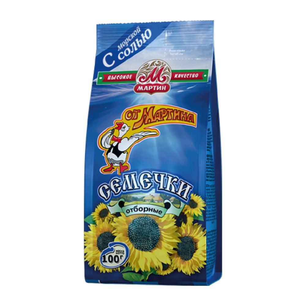 Martin Premium Sun Flower Seeds With Sea Salt