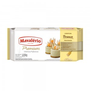 Mavalerio Premium White Chocolate Compound Coating
