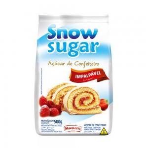 Mavalerio Confectioner Sugar, Ice Sugar, for Cakes and Donuts