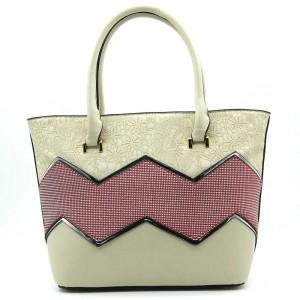 Apples Top Handle Shopper bag - WL1010