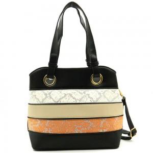 Apples Shopper Bag- WL3601