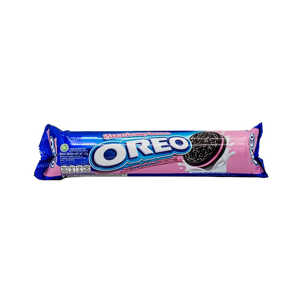 Oreo Strawberry Cream