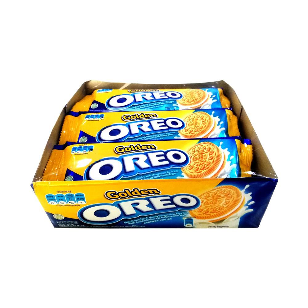 Golden Oreo Vanilla cream (Box)