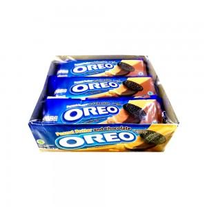 Oreo Peanut Butter & Choco cream (Box)