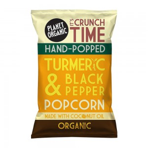 Planet-organic Turmeric & Black Pepper