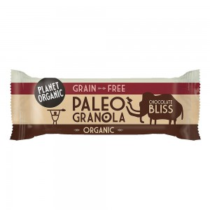 Planet-organic Paleo Granola Bars Chocolate Bliss