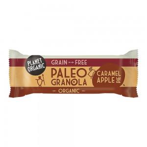 Planetorganic Paleo Granola Bars Caramelapple Pie