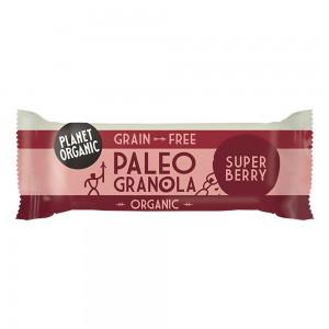 Planet Organic Paleo Granola Bars Super Berry