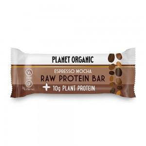 Planet-organic Raw Protein Bar Espresso Mocha