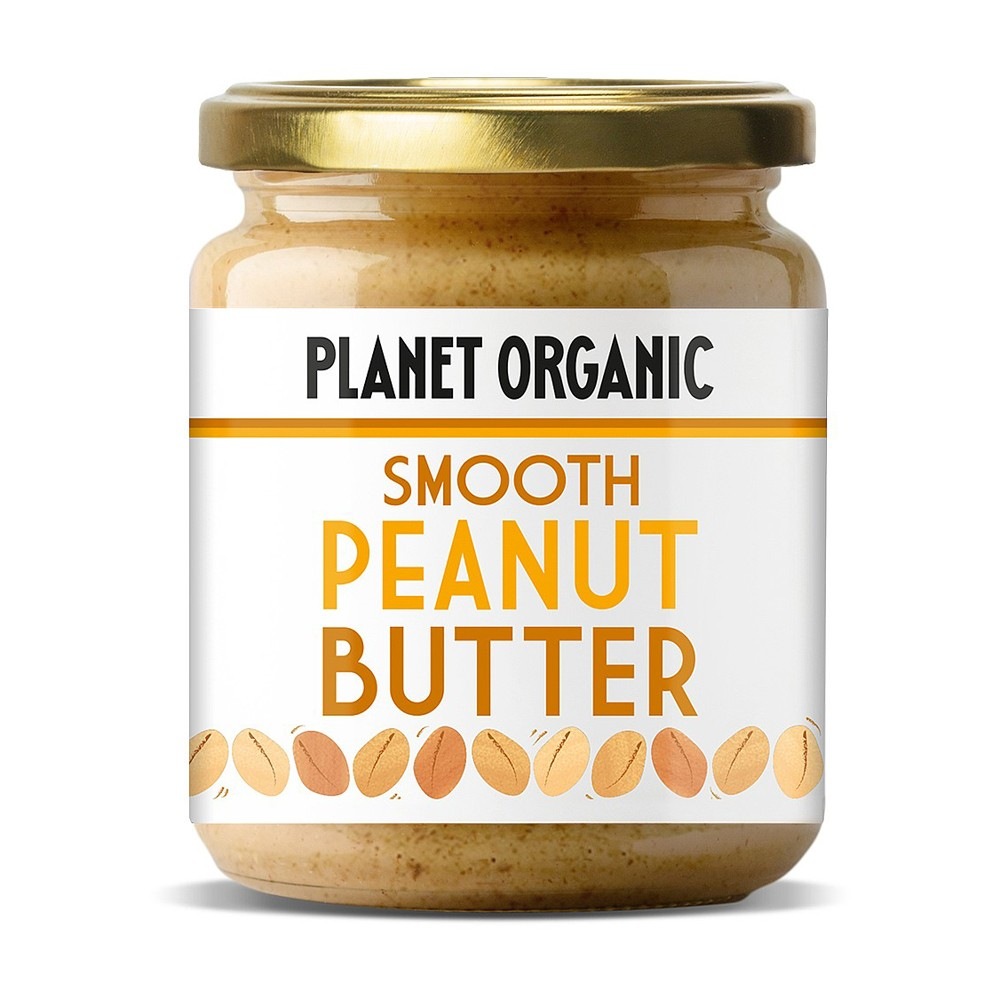 Planet-organic Smooth Peanut Butter