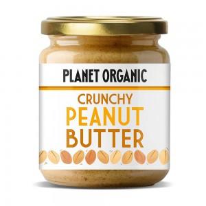 Planet-organic Crunchy Peanut Butter