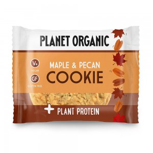 Planet-organic Maple And Pecan Cookie