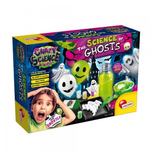 Crazy Science Laboratory The Science Of Ghosts
