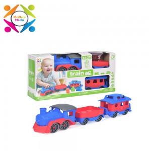 Eco Friendly Block Train