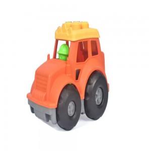 Eco Friendly Car Bricks Vehicle