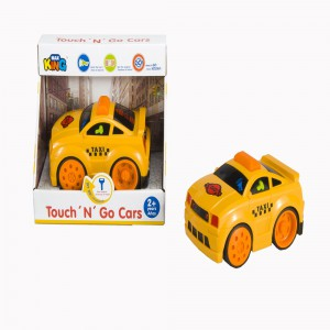 Touch & Go Public Transport Vehicle