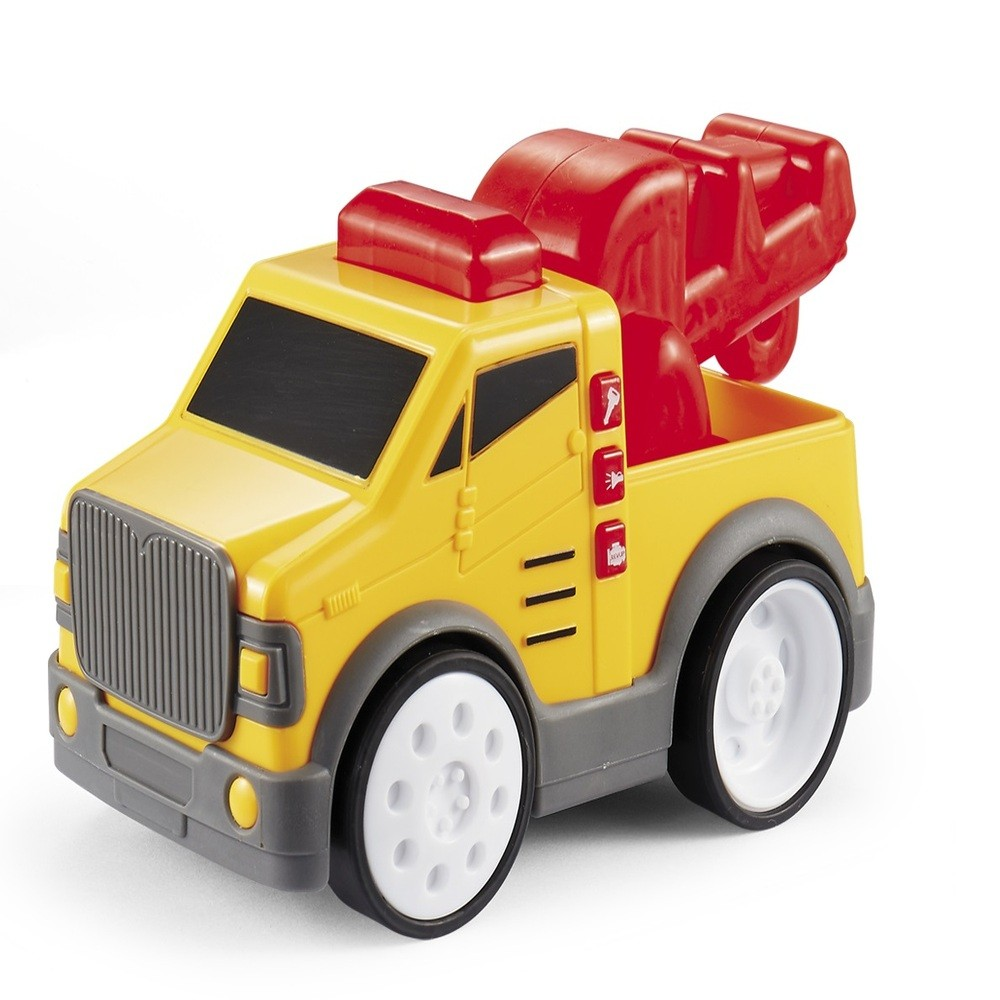 Touch And Go Contruction Vehicle