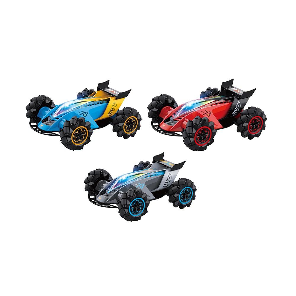Spray Stunt RC Car