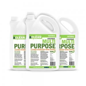bClean -100% eco-friendly Multipurpose Cleaner (4*5L)