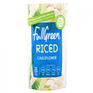 Full Green Cauli Rice Steamed