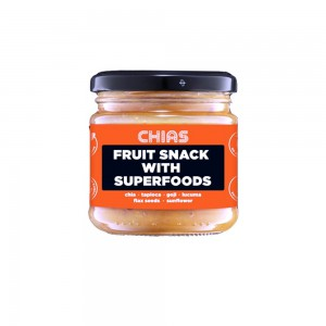 Chias Fruit Snack with Superfood - Exotic Fruit