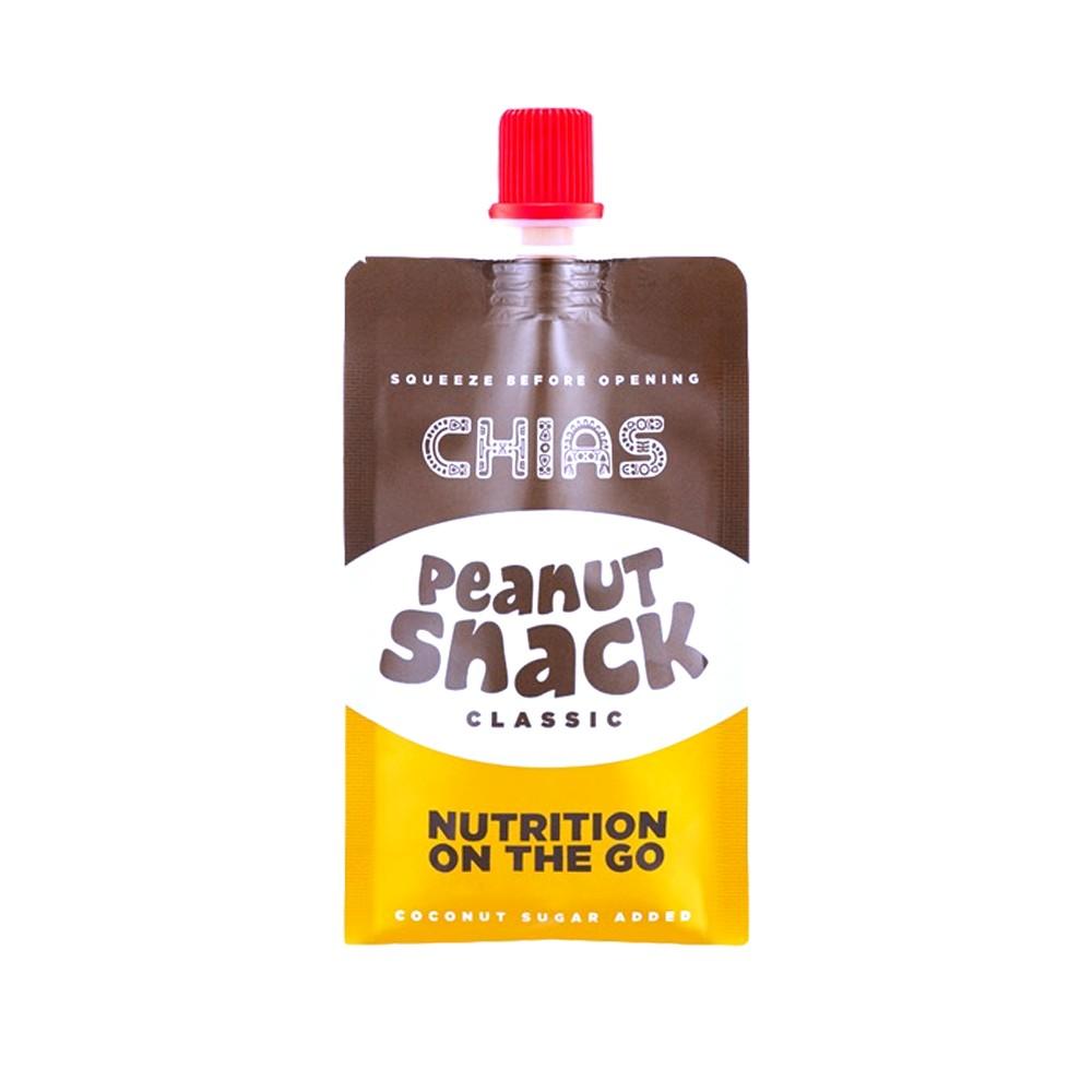 Chias Peanut Snack Nutrition - Classic - Box of 10 Pieces