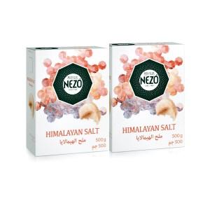 Nezo Himalayan Salt (2X500 Gms)