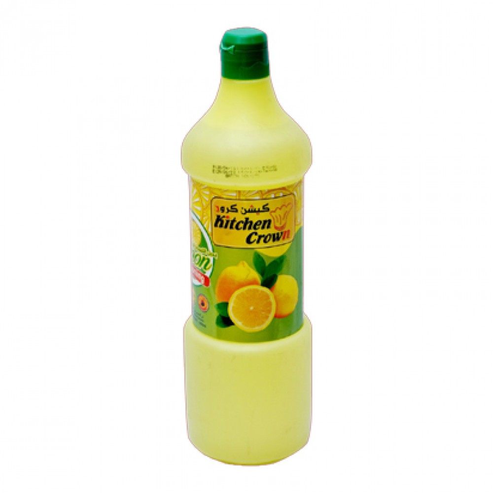 Kitchen Crown Lemon Juice