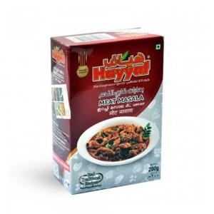 Hayyaf Meat Masala